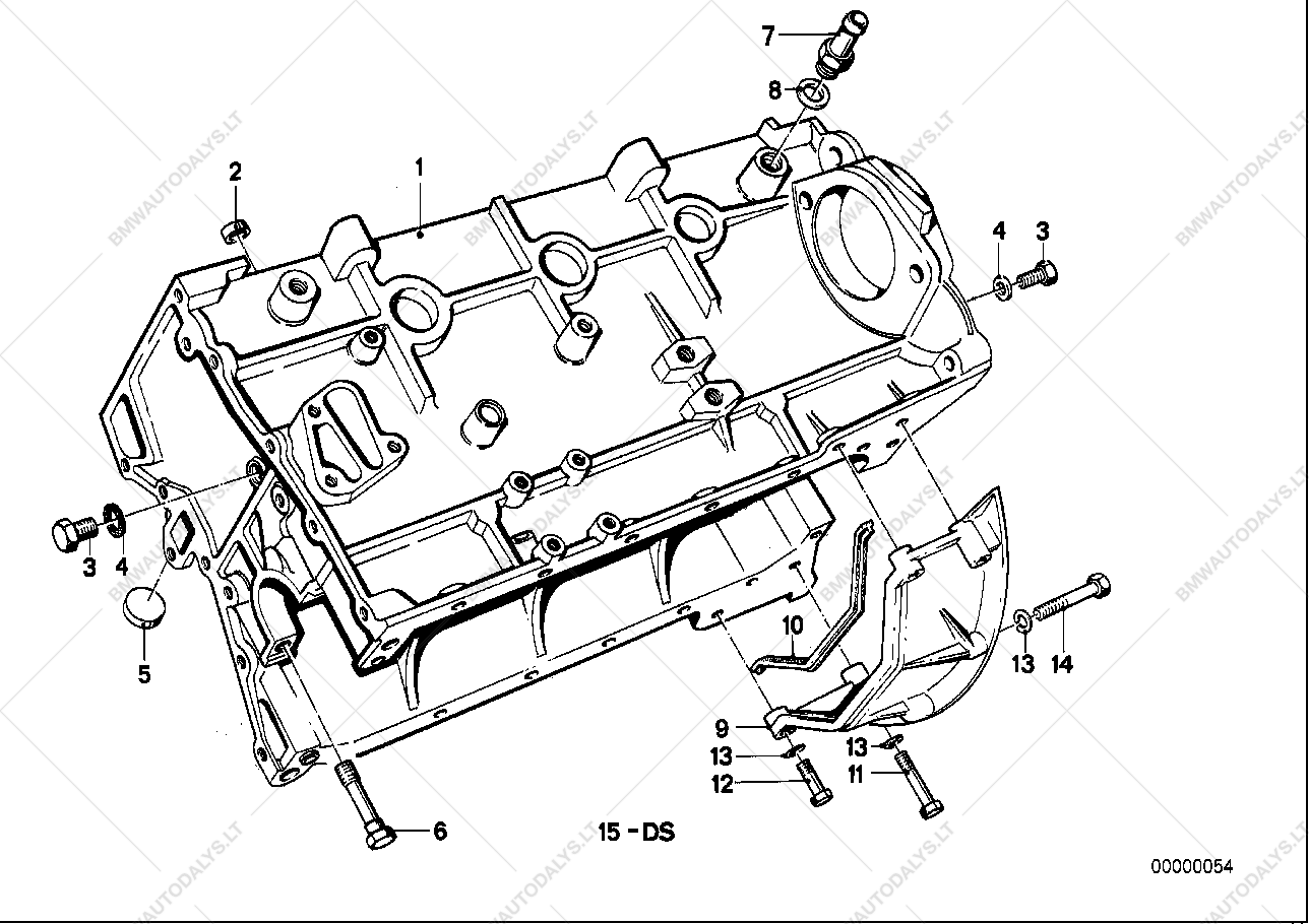 WRG-7488] Bmw M10 Engine Diagram