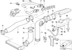 Bmw E34 Vacuum Diagram
