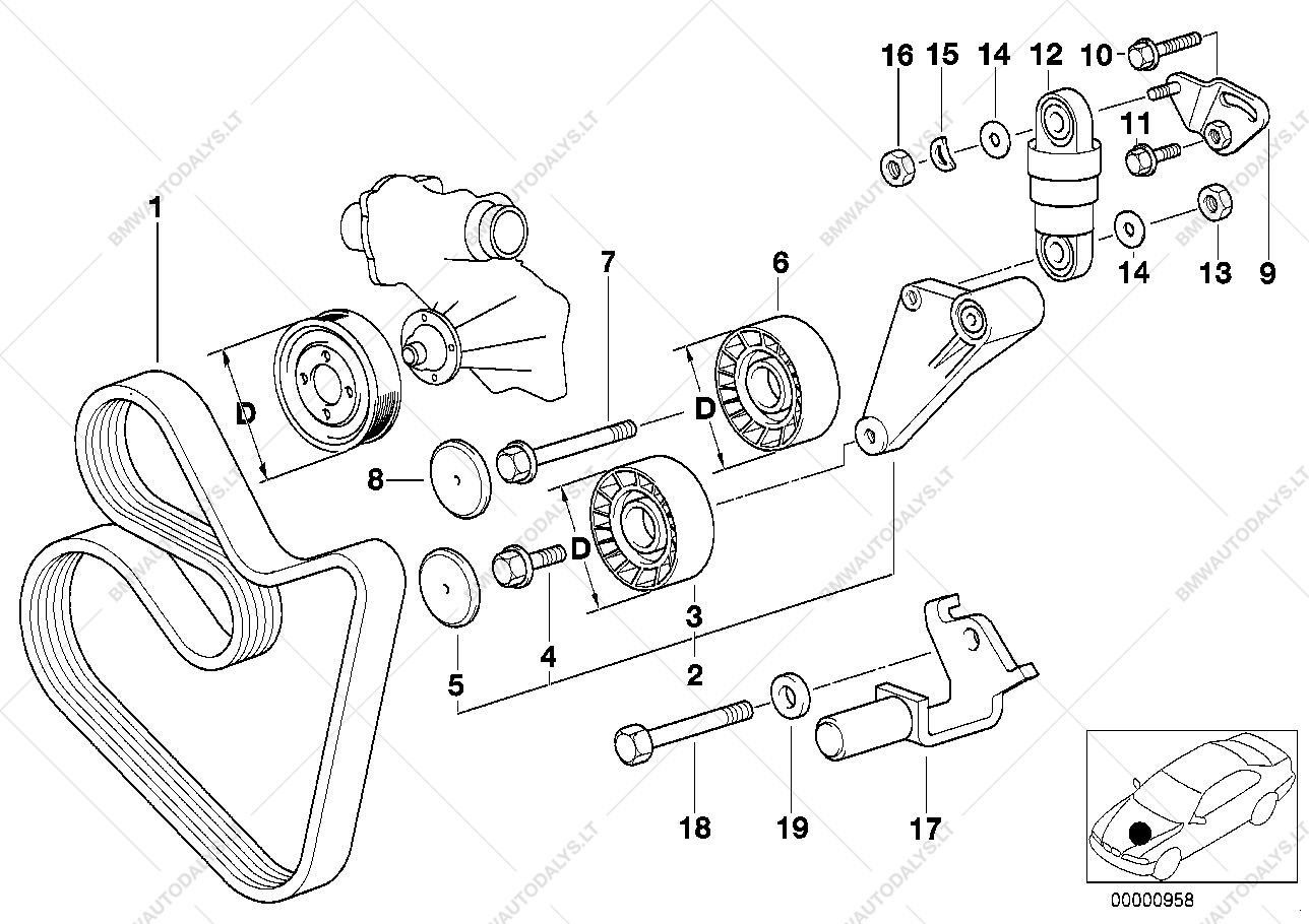 m62 engine diagram wiring library 2007 Chrysler Sebring Serpentine Belt Diagram m62 engine diagram