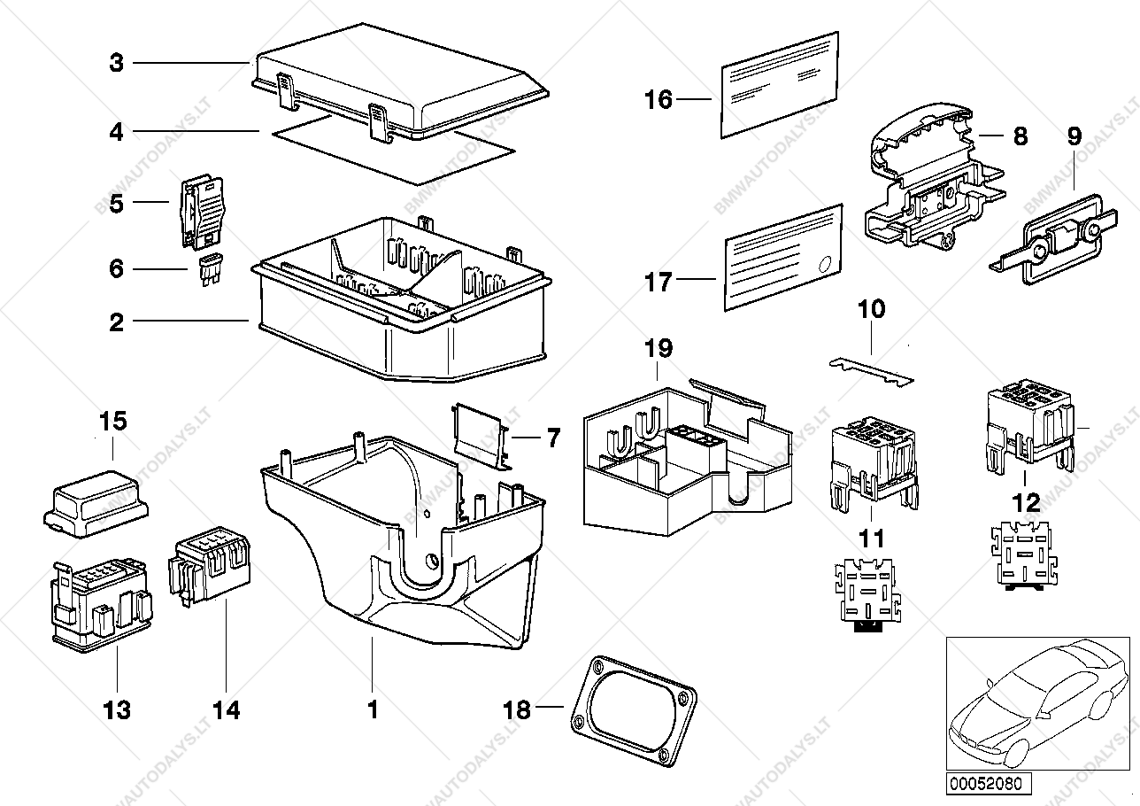 kubota b7100 hst parts diagram