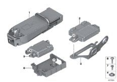 Combox for BMW 2' F22, 220i N20 Coupe (ECE)   BMW spare parts