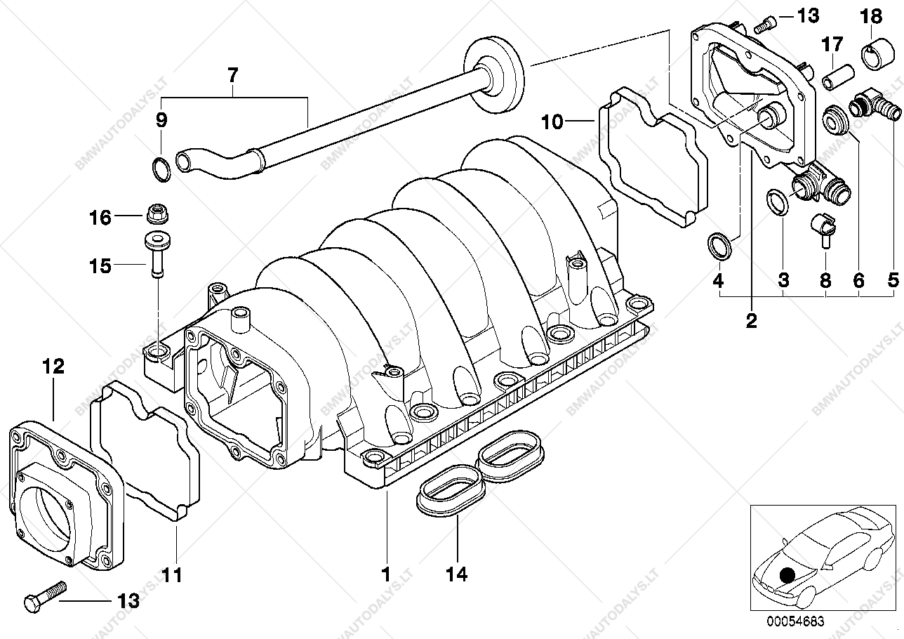bmw 330ci engine vacuum diagram
