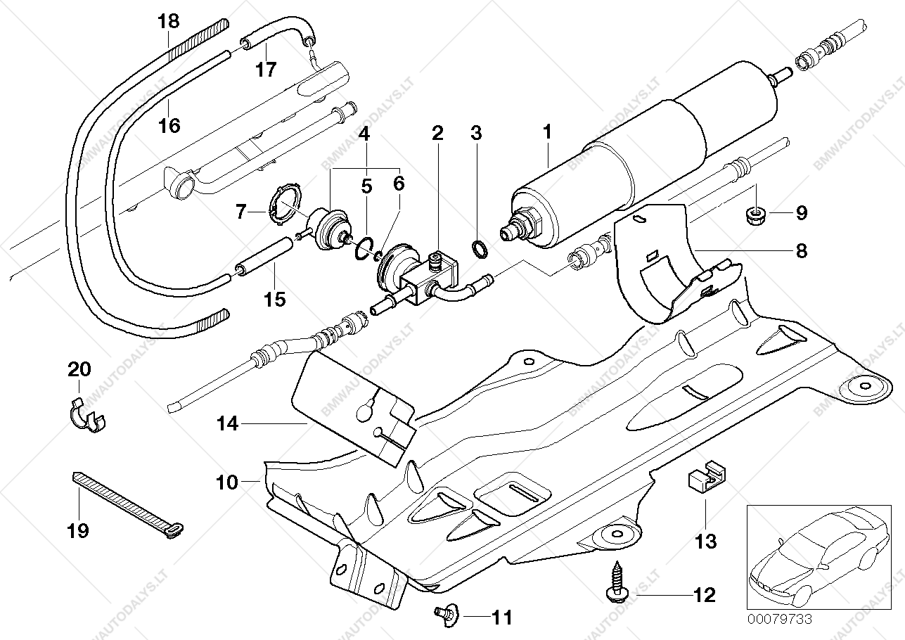 e46 fuel filter wiring library BMW Online Parts Diagram parts list is for bmw 3 e46 m3 coupe ece