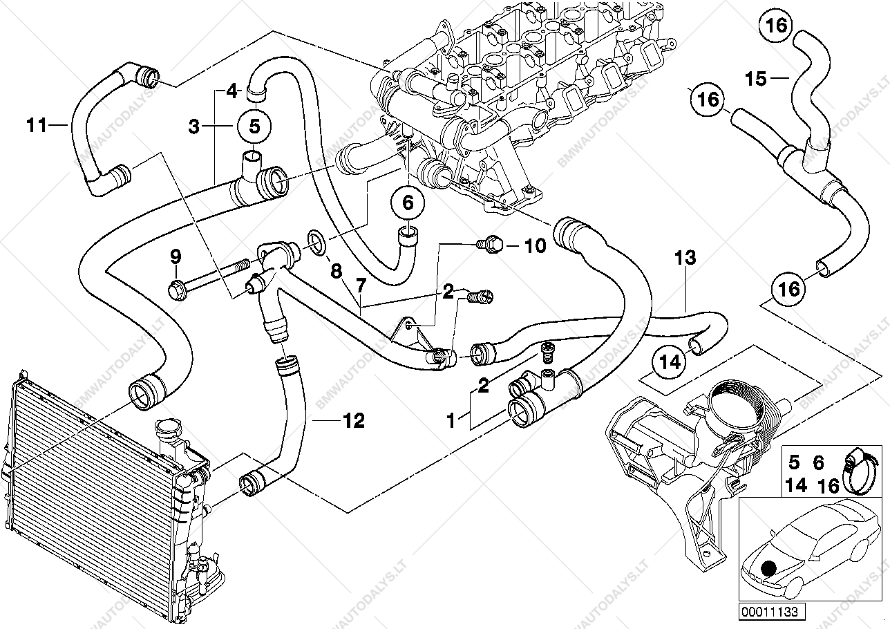 m54 e46 engine wiring diagram