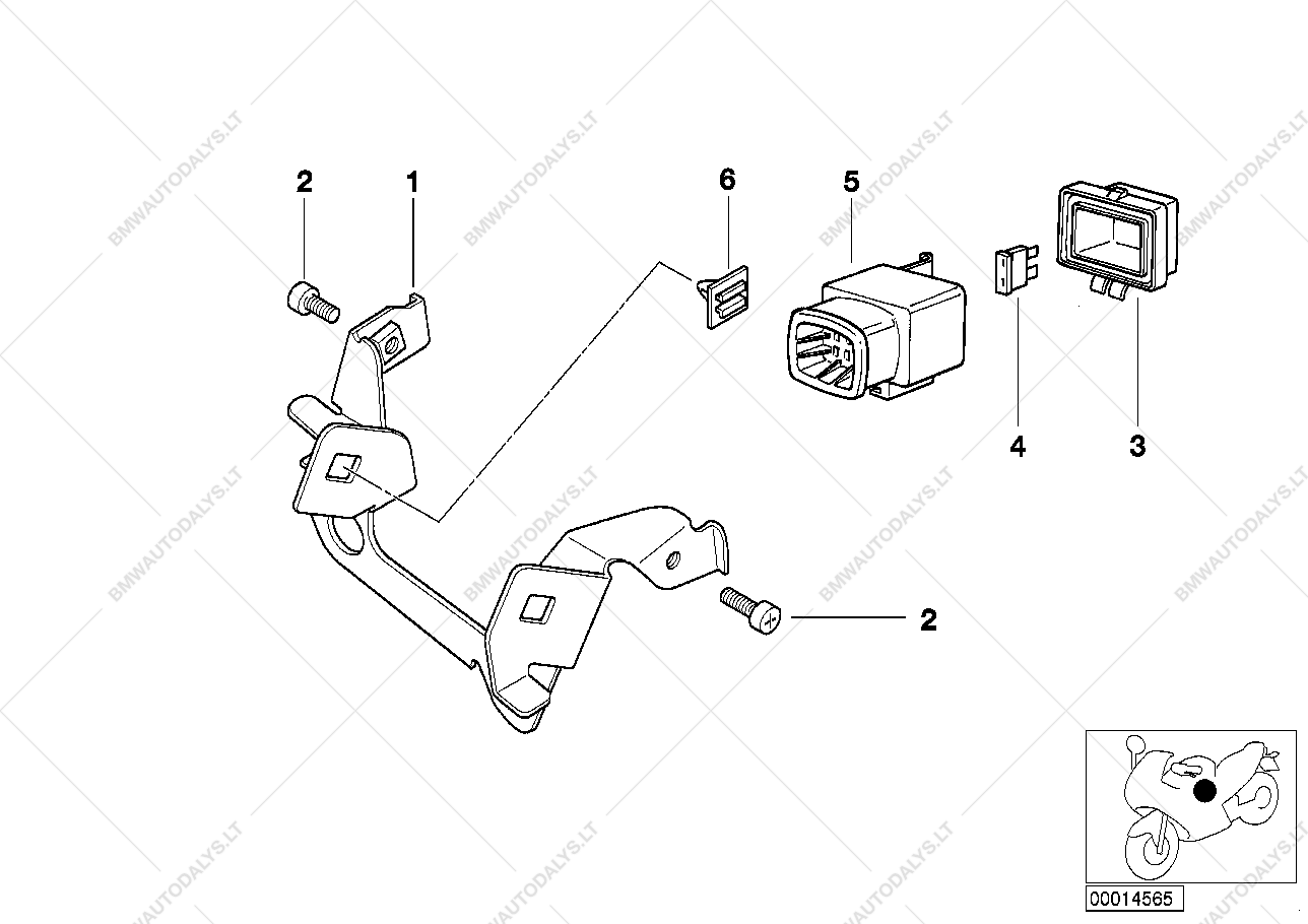 fuse box parts electronicswiring diagram parts list is for bmw k589 k 1200 rs k 1200 lt