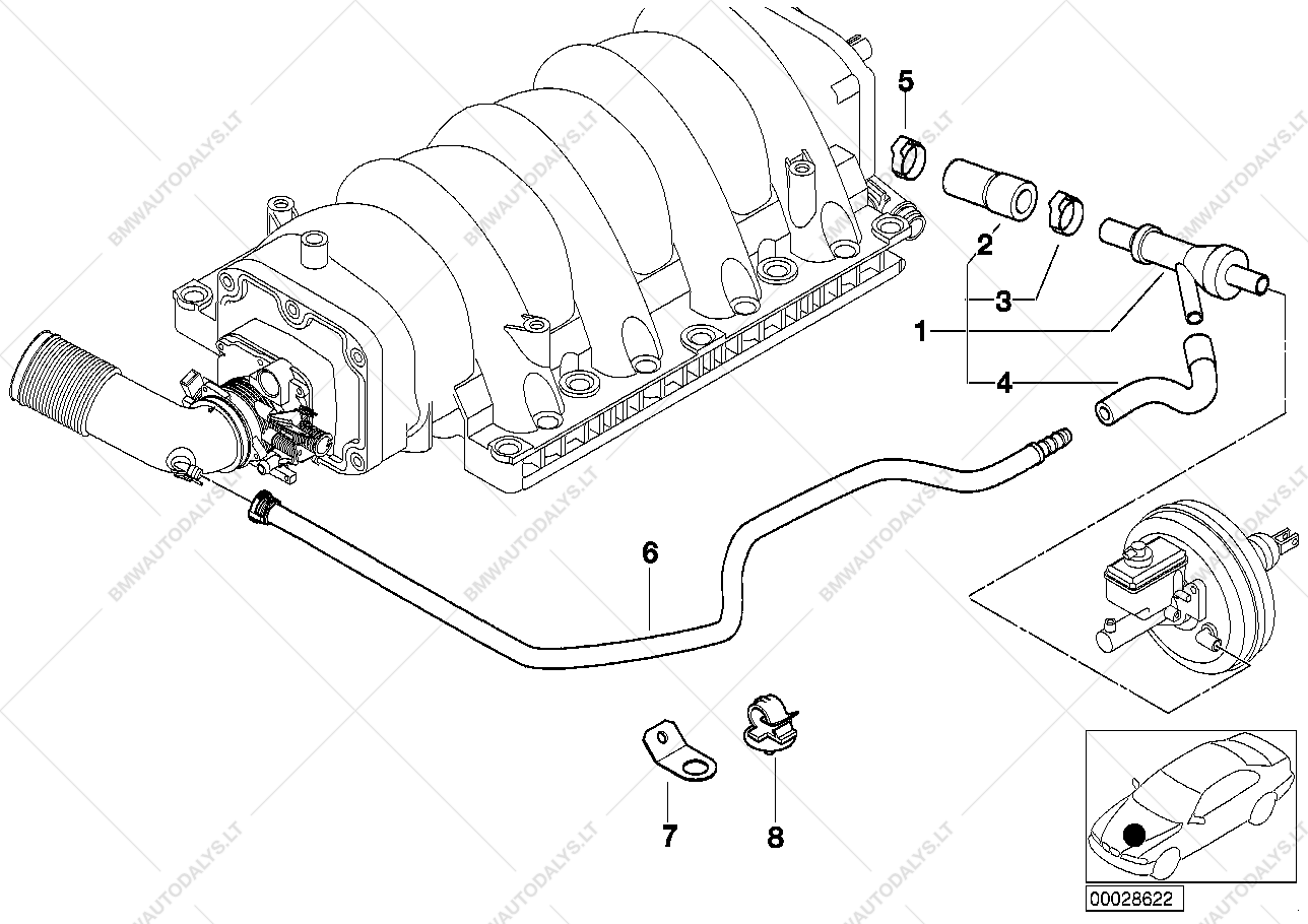 2000 Bmw 323i Vacuum Diagram Schematic Diagrams M62 Engine Circuit Wiring And Hub U2022 E46 Secondary Air System