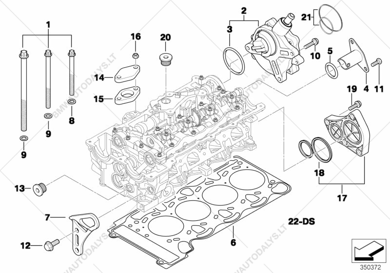 Bmw E90 Engine Parts Diagram Wiring Diagram Read