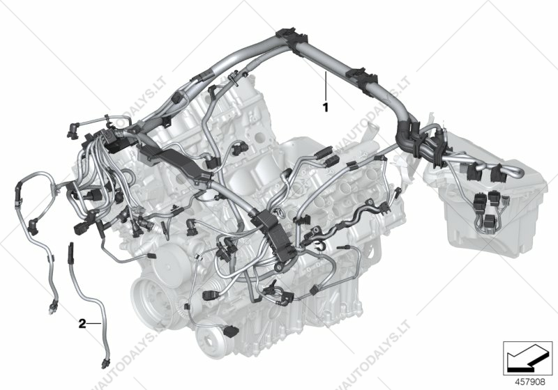 Parts List Is For BMW X6 E72 Hybrid Sac Ece: BMW X6 Wiring Diagrams At Freddryer.co