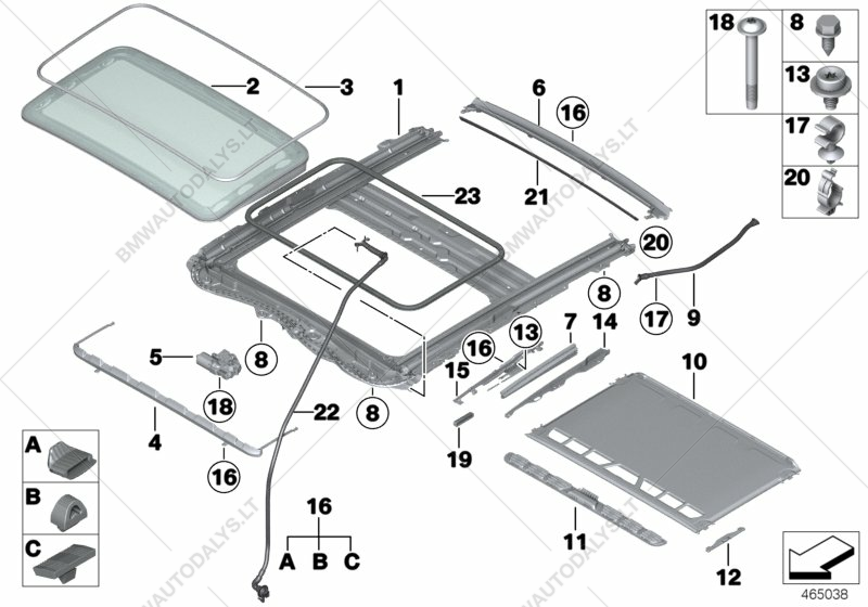 Bmw Sunroof Schematic Diy Enthusiasts Wiring Diagrams
