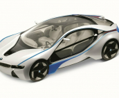 Modeliukas BMW Vision EfficientDynamics 1:64