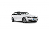 Modeliukas BMW 3 Series Touring (F31) 1:18, Alpine White