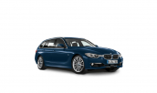 Modeliukas BMW 3 Series Touring (F31) 1:43; Imperial Blue