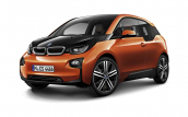Modeliukas BMW i3 (i01) 1:43; Solar Orange