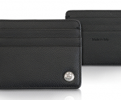 BMW high-end credit & business card case