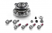Service kit for wheel bearing, front