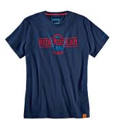 Vyriški marškinėliai Ridersgear, Dark Blue