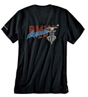 Vyriški marškinėliai BMW Supplies, Black