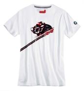 Uniseks marškinėliai S1000 RR, White