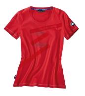 Moteriški marškinėliai Logo