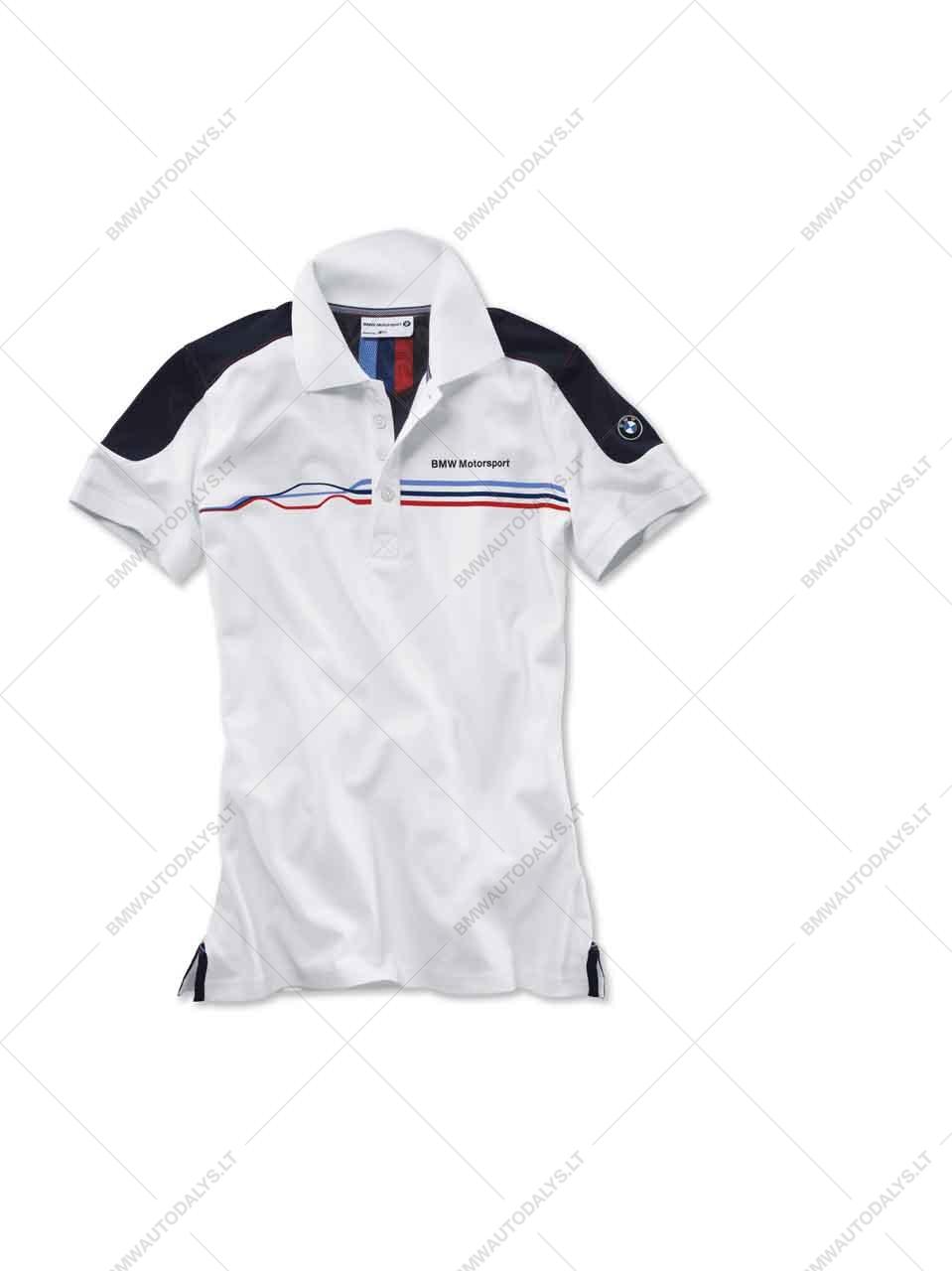 d96588dc BMW Motorsport Fan polo shirt - 80142285799   BMW spare parts