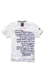 Vyriški marškinėliai BMW Motorsport Graphic