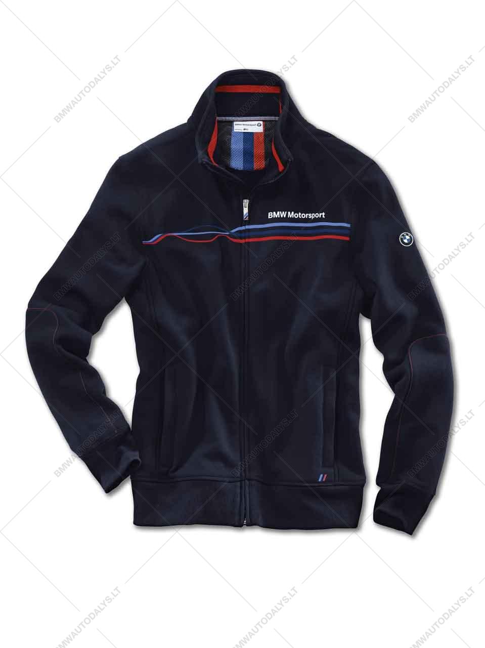 BMW Motorsport tracksuit jacket, men 80142285844 BMW spare parts