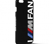 iPhone 5/5S nugarėlė BMW Motorsport I///M FAN