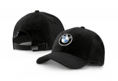 BMW kepuraitė Logo, juoda