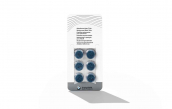 Langų ploviklio koncentratas tabletėmis, be antifrizo