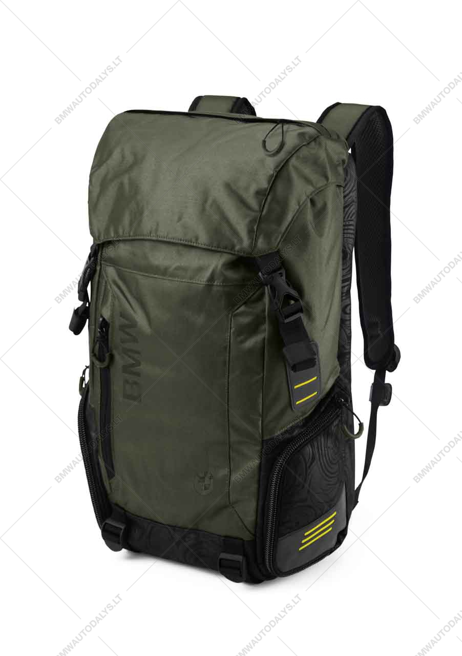 Bmw Active Rucksack Functional 80222446008 Bmw Spare
