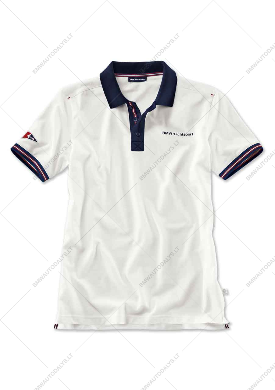 Bmw Yachtsport Polo Shirt Men 80142446729 Bmw Spare Parts
