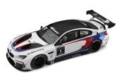 Modeliukas BMW M6 GT3 1:18