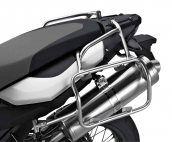 Aluminium pannier rack, right
