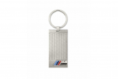 BMW M Stainless Steel Key Ring Pendant