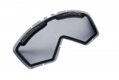 Double lens Enduro GS goggles, tinted