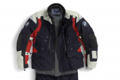 Jacket Rallye black blue 48