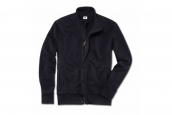 BMW Men's Cardigan, dark blue