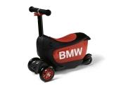 Paspirtukas su nuimama sėdyne BMW Kids Scooter