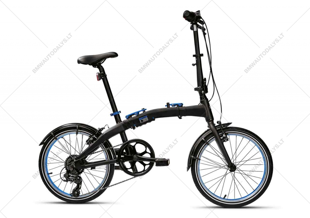 bmw folding bike 20 u0026quot