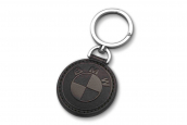BMW leather key ring