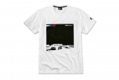 BMW M MOTORSPORT MEN'S T-SHIRT WITH GRAPHIC