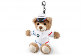BMW M Motorsport bear key ring
