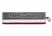 BMW Golfsport golf towel
