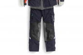 Trousers Rallye black blue 50