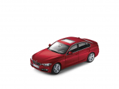 Modeliukas BMW 3 Series Saloon (F30) 1:43; Melbourne Red