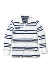 Vyriški BMW Yachting Rugby marškinėliai