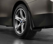 Set mud flaps, rear F30/F31