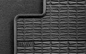 Guminiai kilimėliai F25, priekiniai Anthrazit