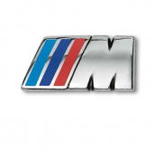BMW M Logo Pin