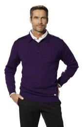 Sweter męski (polo)